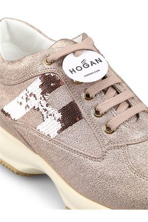 Interactive con monogramma in paillettes HOGAN | 12 | HXW00N05640LF5M002