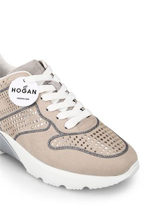Active One perforated sneakers HOGAN | 12 | HXW3850CE80CR0B606