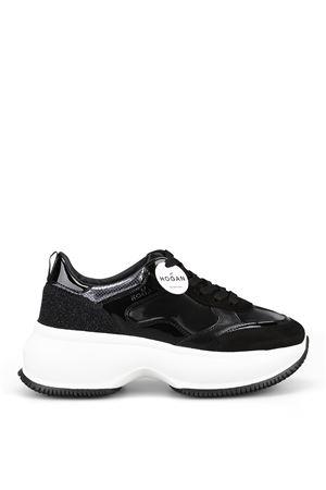 Maxi I Active black sneakers HOGAN | 12 | HXW4350BN54LMM0564