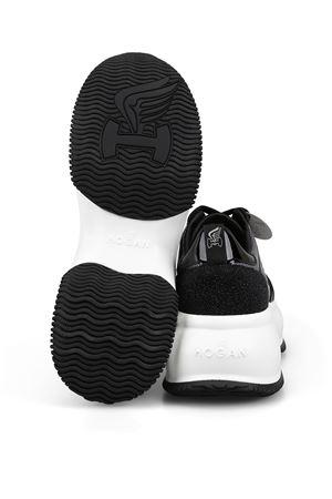 Sneaker Maxi I Active nere HXW4350BN54LMM0564 HOGAN | 12 | HXW4350BN54LMM0564