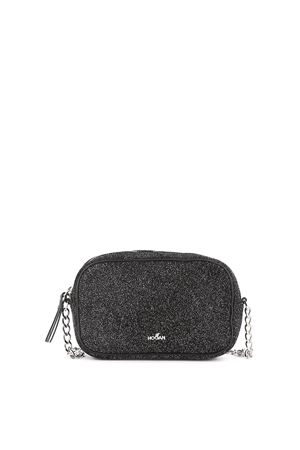 Glittered cross body bag HOGAN | 31 | KBW018D0102LTF0ZHC