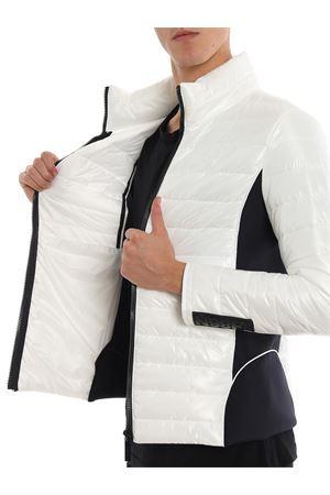 Rubber logo patch light puffer jacket HOGAN | 18 | KJW22390080RNMB001