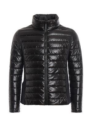 Rubber logo patch light puffer jacket HOGAN | 18 | KJW22390080RNMB999