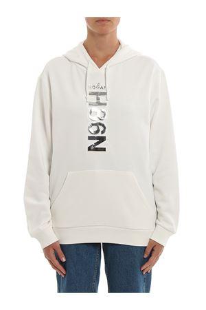 3D logo cotton hoodie HOGAN | -108764232 | KQWB5390500PXFB001