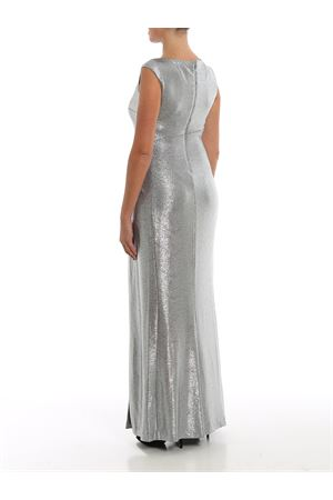 ilianne-sleeveless-evening dress RALPH LAUREN | 11 | 253767781001DARK GREY/SILVER