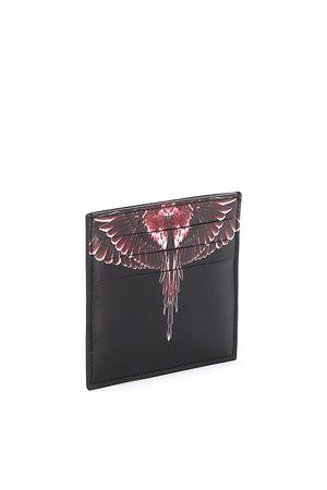 Red Ghost Wings card holder MARCELO BURLON | 10000005 | CMND003E198540871088