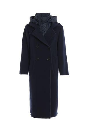 cappotto drap doppio pura lana unito e bicolore taffetas nylon antigoccia MAX MARA   17   50360193UNIGENO015