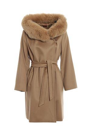 cappotto drap di pura lana 60160999MANGO006 MAX MARA   17   60160999MANGO006
