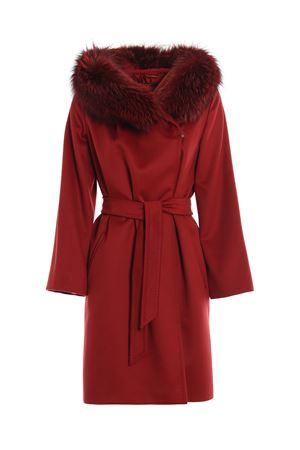 cappotto drap di pura lana 60160999MANGO016 MAX MARA   17   60160999MANGO016