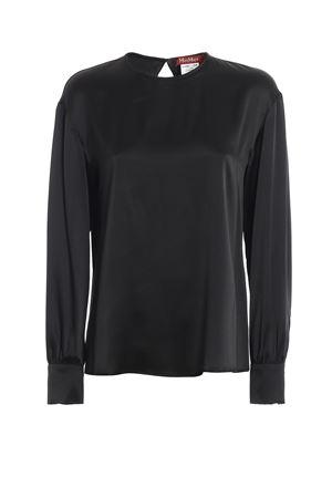 camicia raso seta monoelastico in trama lavato MAX MARA | 6 | 61160193HARLEY010