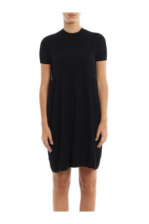 SOLEDAD DRESS IN BLACK MAX MARA | 11 | 63260199SOLEDAD001
