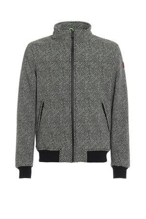 Country herringbone stretch nylon jacket MC2 SAINT BARTH | 3 | COUNTRY PCAMN00