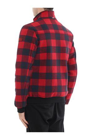 Country check stretch nylon jacket MC2 SAINT BARTH | 3 | COUNTRY PSTRK41