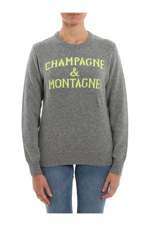 roundneck sweater- jaquard - mix cashmere fin 7 MC2 SAINT BARTH | 7 | QUEENMNCH91MNCH91