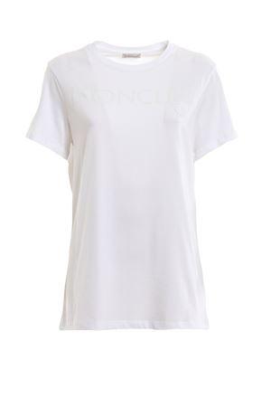 t-shirt girocollo MONCLER | 8 | 8091550V8094001