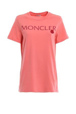 t-shirt girocollo MONCLER | 8 | 8091550V8094417