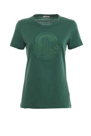 t-shirt girocollo MONCLER | 8 | 8091800V805984A