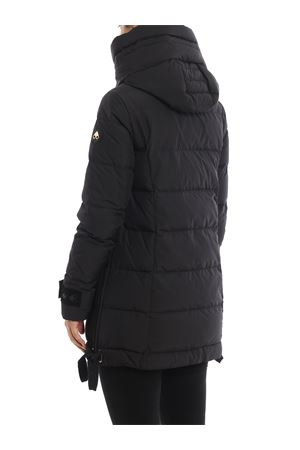 Val Marie black padded coat
