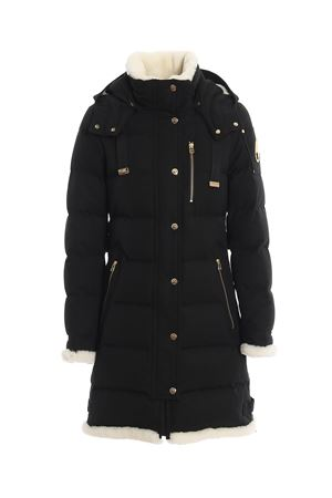 Mont Joli black padded coat