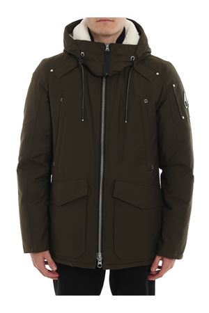 Millstream detachable hood padded jacket