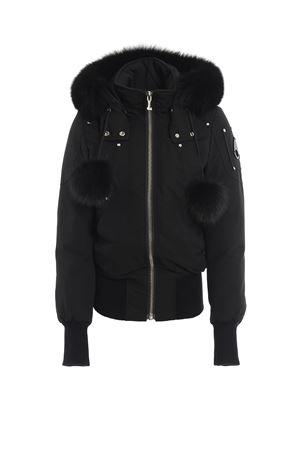 Debbie real fur trimmed puffer jacket MOOSEKNUCKLE | -276790253 | MK2002LB291