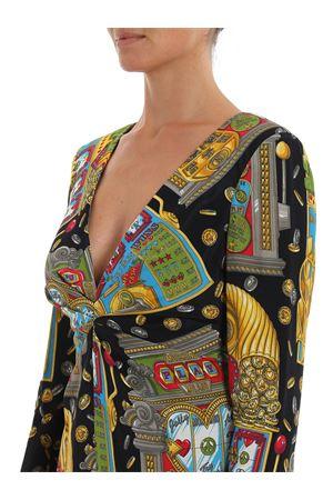 Abito slot machine in twill MOSCHINO | 11 | 04755452A1555