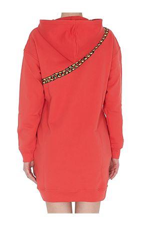 Pixel print hoodie style dress MOSCHINO | 11 | 04799127A1112