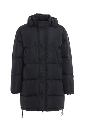 Rear logo print padded coat MOSCHINO | 18 | 06335218A1555