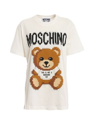 Pixel Teddy Bear T-shirt