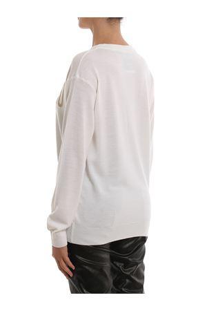 Pull con intarsio Moschino Couture! in lurex MOSCHINO | 7 | 09235500A0002