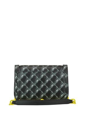 Pixel print leather cross body bag MOSCHINO | 62 | 74988051A1555