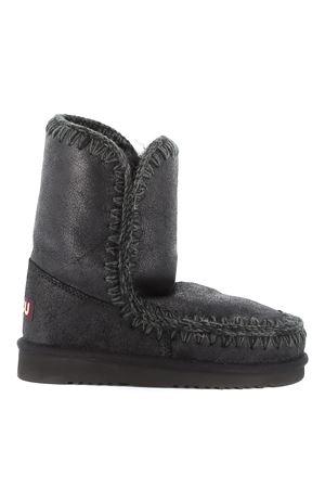Eskimo 24 black booties MOU | 76 | MUFW101000BCBKG