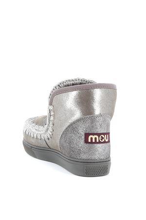 Eskimo Sneaker metallic booties MOU | 12 | MUFW111000CMGLAP