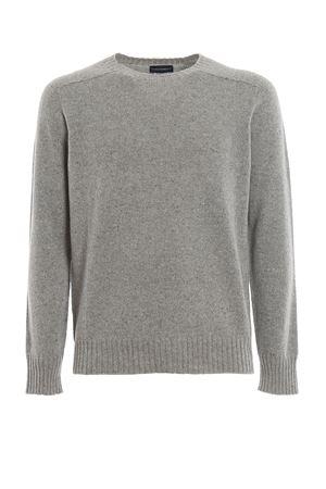 Melange cashmere crew neck sweater PAOLO FIORILLO CAPRI | 7 | 2411426802052
