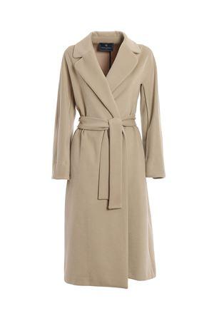 Soft cloth wrap coat PAOLO FIORILLO CAPRI | 17 | 25312993CASHA