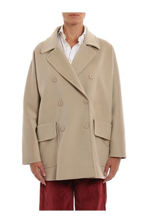 Soft cloth short coat PAOLO FIORILLO CAPRI | 17 | 26382993CASHA