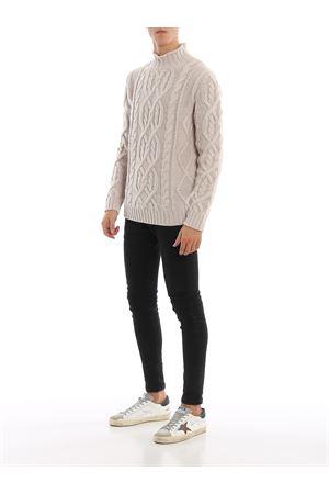 Cable knit merino wool sweater PAOLO FIORILLO CAPRI | 7 | 83045900261