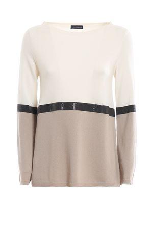 Colour block merino wool sweater PAOLO FIORILLO CAPRI | 7 | 85201300985
