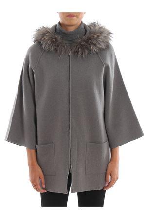 Cappa in lana con pelliccia PAOLO FIORILLO CAPRI | 5032283 | 85259700987