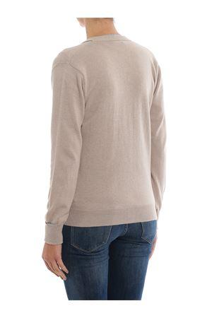 Lurex detailed merino wool cardigan PAOLO FIORILLO CAPRI | 7 | 85703800011