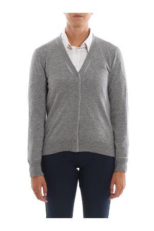 Lurex detailed merino wool cardigan PAOLO FIORILLO CAPRI | 7 | 85703800031