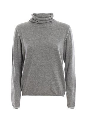 Lurex detailed merino wool turtleneck PAOLO FIORILLO CAPRI | 7 | 85710500031