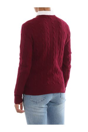 julianna-classic-long sleeve-sweater 211525764064 POLO RALPH LAUREN | 7 | 211525764064