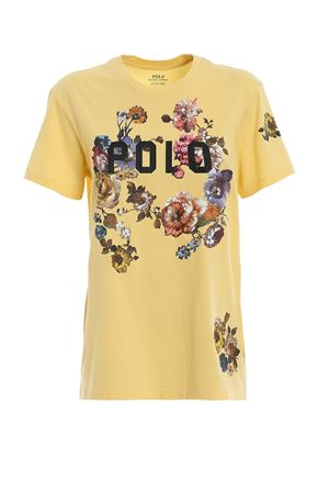 T-shirt con stampa floreale POLO RALPH LAUREN | 7 | 211752365001