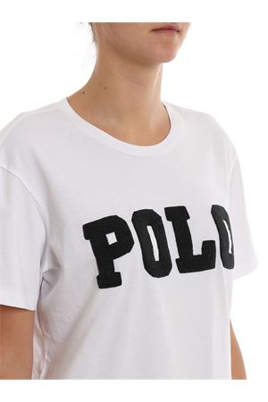 Polo Beaded T-shirt