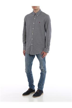 Checked button-down cotton shirt POLO RALPH LAUREN | 8 | 710767420001