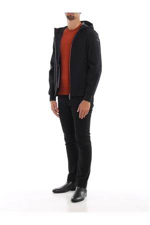 Thermo Bonded black hooded jacket RRD | 13 | W1903610