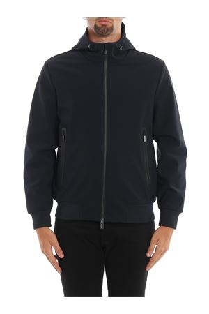 Thermo Bonded hooded jacket