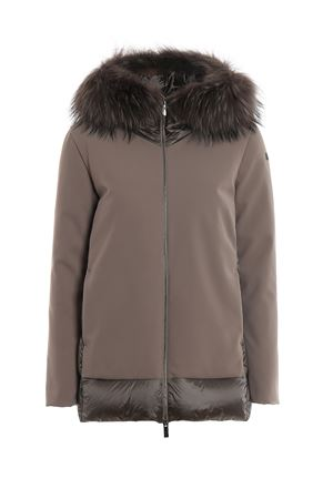 Winter Hybrid Zar Lady Fur padded coat
