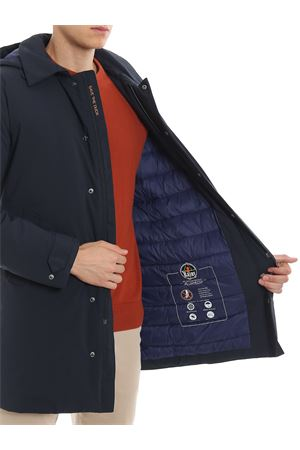 Plumtech® Rainy padded raincoat SAVE THE DUCK | 17 | D4202MMATT900146
